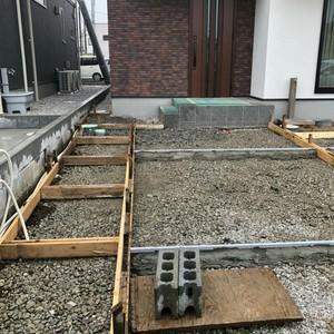 工事開始の枠組み